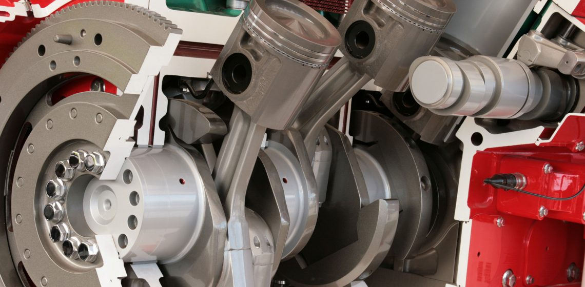 Fuel delivery equipment at one of our high-tech storage facilities.